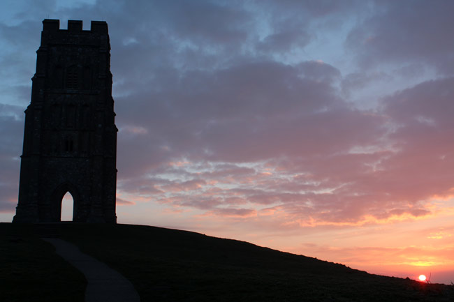 St Michaels Tower, Glastonbury Tor