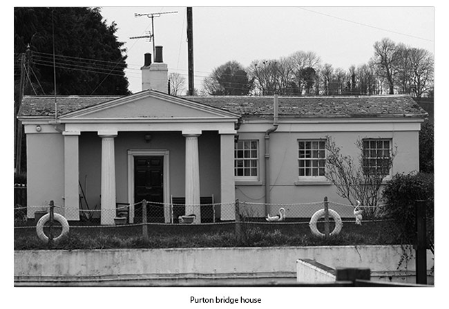 Purton bridge house